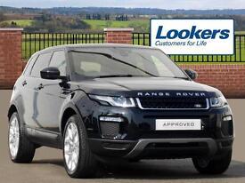 Land Rover Range Rover Evoque TD4 SE TECH (black) 2016-09-21