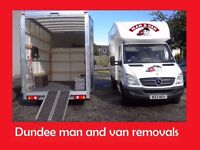 . Man And Van .Dundee, Top Rated. In the UK.Removals Companies. (Great Prices.)