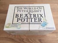 The World of Peter Rabbit by Beatrix Potter