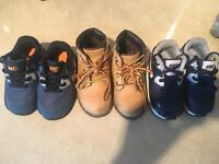 Nike / timberland infant toddler shoes
