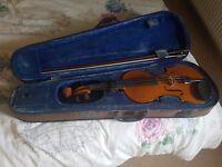 Stringers of Edinburgh Violin - Good Condition
