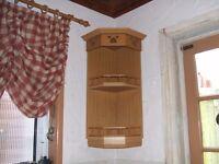 Kitchen Corner Wall Units