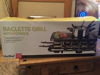 Brand New - Raclette Grill