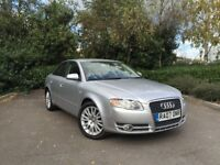 2007 (07) Audi A4 2.0 TDI SE 140 BHP 74,000 MILES IMMACULATE CONDITION FULL SERVICE HISTORY 2 OWNERS