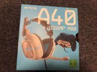 Astro A40 + mixAMP M80