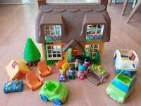 Huge collection of Happyland