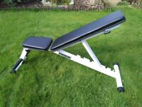 Powerline Weight Bench