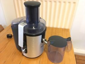 Philips Juicer HR1861 - in great condition, hardly used, no box or instructions. £20 ONO.