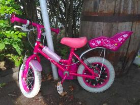 'Sweetie' Girl's Bike