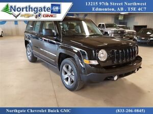 2016 Jeep Patriot Sport, Heated Seats, Automatic, A/C