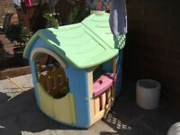 Child's small play house
