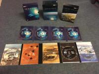 Blue planet & planet earth boxset