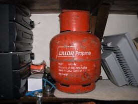 Red Calor Gas Bottle With Loads Gas Hose And Blowlamp Weymouth