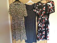 Complete size 10 maternity wardrobe , 16 items.