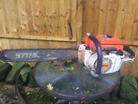 Stihl 041av Petrol Chainsaw