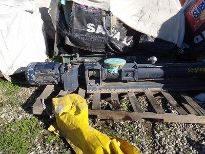 Seepex Range Bn Pump 2006