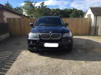 BMW X5 X-Drive 35D M-Sport kit 3.0L Twin Turbo - sat nav