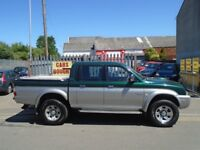 2001 51 MITSUBISHI L200 2,5D 4LIFE 4X4 *** GOOD CLEAN CONDITION FOR IT'S AGE **