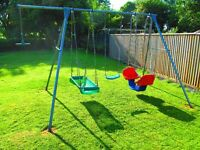 Giant Swing Set 4 by TP Toys