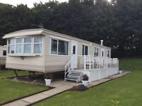 Static Caravan for sale at Thurston Manor.