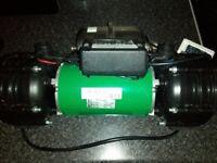 Salamander ESP100CPV shower pump; spares or repair