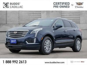 2017 Cadillac XT5 3.99% for up to 60 months O.A.C.!