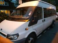 17 seater minibus
