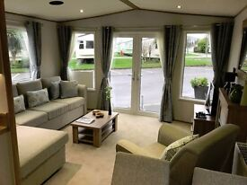 Luxury Holiday Home Static Caravan For Sale on Popular Family Park in Cornwall on Lizard Peninsula