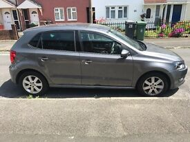 Volkswagen polo for sale, automatic full years MOT full service history
