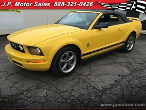 2006 Ford Mustang V6, Automatic, Leather, Convertible Oakville / Halton Region Toronto (GTA) image 2