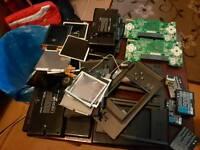 Nintendo DS Lite Spare Parts