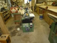 Radial Arm Saw Workbench/table