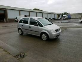 Vauxhall mervia 1.6 in very good condition