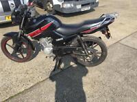 Yamaha ybr 125 cg ybr125