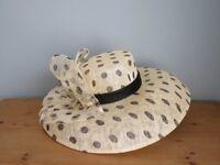 Lady's Wedding Hat