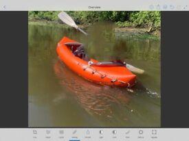 Canoe Inflatable