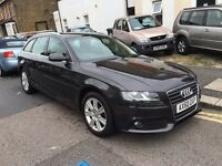 AUDI A4 AVANT 2.0 TDI SE AUTOMATIC 2011 LOW MILEAGE TIMING BELT+WATER PUMP CHANGED FULL HISTORY MINT