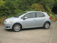 beautiful 2008 toyota auris 1.6.only 73000 miles.6 months warranty