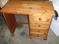 dressing table/ desk