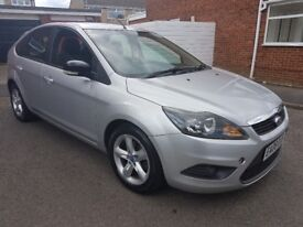Ford focus 2008 automatic full mot ( px welcome