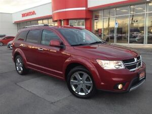 2011 Dodge Journey R/T| AWD| One Owner| Accident Free|