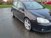 VOLKSWAGEN GOLF 2.0 GT TDI 140 MOT NOVEMBER 2017 PSH NEW ABS PUMP FITTED GREAT CONDITION