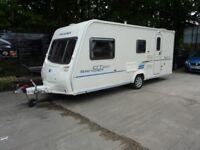 Bailey Ranger GT60 Touring Caravan