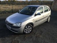 2003 03 VAUXHALL CORSA 1.2 SXI 5 DOOR - *LOW MILEAGE* - ONLY 1 FORMER KEEPER!