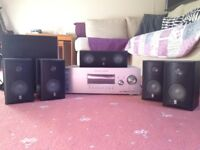 Sony 5.1 Surround Amp. Great condition. fully working.