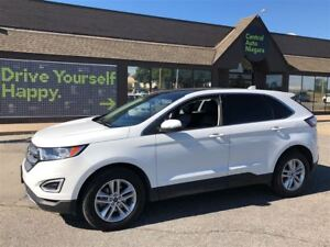 2016 Ford Edge SEL / PANO ROOF / LEATHER / NAVIGATION