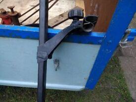 ROOF BARS , FOR GUTTER CARS .(OLDER CARS)