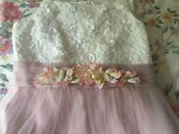 Beautiful Monsoon Bridesmaid dress - age 12-13