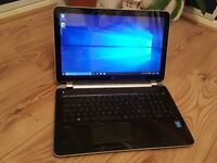 "HP Pavilion 15.6"" Laptop Touch Screen, 8GB RAM, 750GB HDD, i5 4th Generation – Model: 15-n281ea"
