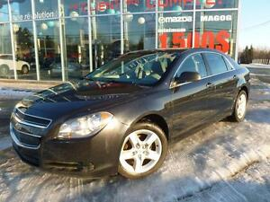 2012 Chevrolet Malibu LS REGULATEUR DE VITESSE,PNEUS D'HIVERS